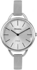 Prisma Dames Simplicity Titanium Silver horloge P.1478