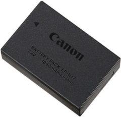 Canon Camera-accu Vervangt originele accu LP-E17 7.2 V 1040 mAh