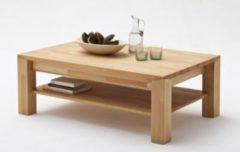 Baidani Designer Couchtisch Tamira Massivholz