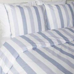 Papillon Porto - Dekbedovertrek - Tweepersoons - 200x200/220 cm + 2 kussenslopen 60x70 cm - Blauw