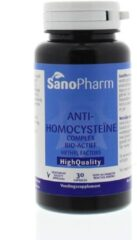Sanopharm Anti-homocysteine complex - 30 Tabletten - Voedingssupplement