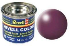 Rode Emaille kleur Revell Purper-rood (zijdeglans) 331 Doos 14 ml