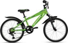 BOTTECCHIA 470 20 Zoll 6 Gang B01 C030 TY-6G Kinder MTB grün ab ca. 6 Jahre