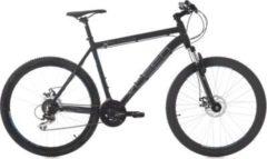 KS Cycling Hardtail Mountainbike 24 Gänge Xceed schwarz 27,5 Zoll