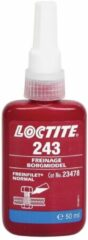 Loctite LOCT afdichtingsmateriaal, vloeistof, draadborging middel, flacon 50ml