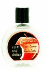Tentaciones - erotische massageolie - chocolade - 100 ml / sex / erotiek toys