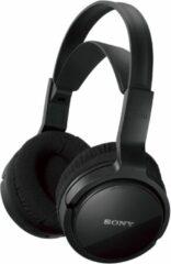Sony MDR-RF811RK Radiografisch Over Ear koptelefoon Zwart