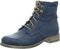 Josef Seibel SIENNA 17 - Volwassenen VeterlaarzenHalf-hoge schoenen - Kleur: Blauw - Maat: 37