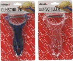 Blauwe Utensill dunschiller - Dunschiller - Y-Model - 1 stuk
