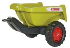 Groene Rolly Toys aanhanger RollyKipper II Claas junior groen
