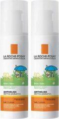 La Roche-Posay Anthelios Baby Zonnebrand melk SPF50+ - 2x50ml