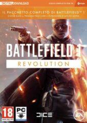 Electronic Arts Battlefield 1 - Revolution Edition - Windows (code in a box)