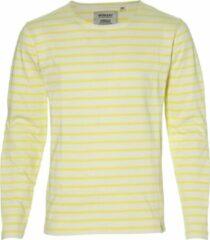 Creme witte Anerkjendt Pullover - Slim Fit - Ecru - XL