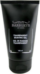 Barburys Transparant Shaving Gel Scheergel Ref.00017 51 100ml