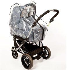 Transparante Altabebe - Regenhoes Kinderwagen Universeel met rits en ventilatie