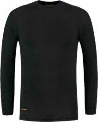 Tricorp Thermo-Shirt 602002 Zwart - Maat 4XL