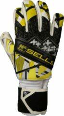 Gele Sells Pro Touch Storm WA8 - Keepershandschoenen - Maat 10.5