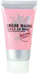 Aleppo Soap Co. Fleur De Rose Rose Scented Hand Cream Creme Droge Handen 75ml