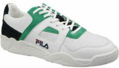 Groene Fila Cedar CB Low 1010516-00Q, Mannen, Wit, Sneakers maat: 45 EU