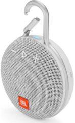 JBL Clip 3 White Bluetooth speaker