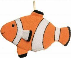 Oranje Egmont Toys Babywashandje Clownvis