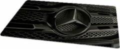 Zwarte Kimano Gaming muismat - Mercedes Gril - 27 x 36 cm