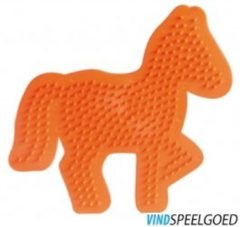 Oranje SES Beedz Strijkkralen - Legbord Paard