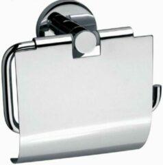 Blue Sanitair Blue Rome wc rolhouder – toiletrolhouder – badkameraccessories - chroom