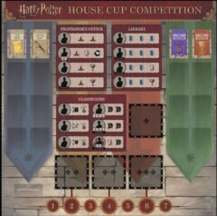 USAopoly Harry Potter: House Cup Competition Volwassenen en kinderen Strategie