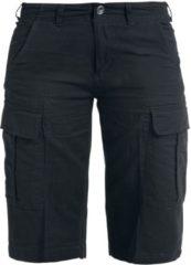 Brandit Havannah Vintage Shorts Pantaloncini donna nero