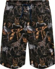 Only & Sons Animal Short Zwart Kledingmaat : XL