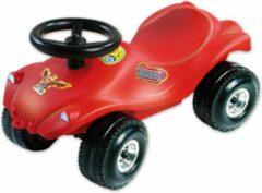 Rode Dohany Toys Loopauto, Crossauto, Loopfiets