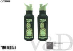 Merkloos / Sans marque STAR WARS - The Child Precious Bounty - Metal Bottle