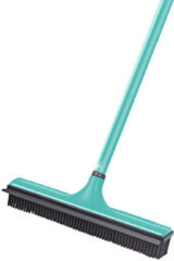 Merkloos / Sans marque Bezem, X-haren Clever Clean, turquoise