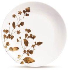 Gouden Wedgwood Vera Wang Jardin Ontbijtbord Ø 20 cm