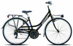 28 Zoll Damen City Fahrrad Legnano Lerici 21 Gang Legnano schwarz