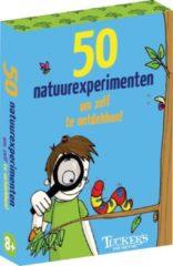 Tucker's Fun Factory 50 natuurexperimenten om zelf te ontdekken