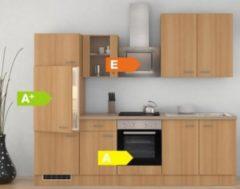 Flex-Well Küchenzeile 270 cm G-270-2209-015 Nano