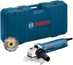 Bosch Professional Bosch haakse slijper - GWS 1400 - inclusief diamantzaagblad