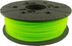 Filament XYZprinting PLA kunststof 1.75 mm Neon-groen (fluorescerend) 600 g Junior