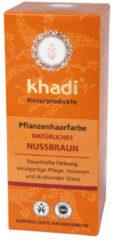 Khadi Plantaardige haarkleuring00 g, Notenbruin 100 g