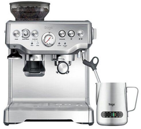 Afbeelding van Sage THE BARISTA EXPRESS STAINLESS STEEL Espresso apparaat