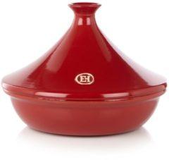 Rode Emile Henry Cookware Grand Cru Tajine Ø27 cm
