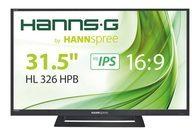 """Hannspree HANNS.G HL Series HL326HPB - LED-Monitor - Full HD (1080p) - 80 cm (31.5"""")"""