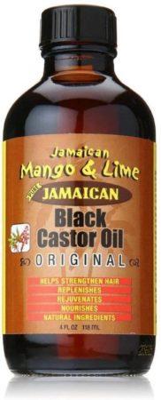 Afbeelding van Jamaican Mango Lime Jamaican Mango & Lime Black Castor Oil Original 118ml