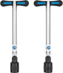 Zilveren Park Tool Frame & Fork Alignment Gauge Set FFG-2 - Werkplaatsgereedschap