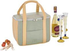 Beige BE CooL City S Hazelnut   koeltas   Design   Premium   coolingbag   beachtas   10,5 ltr.