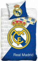 Real Madrid CF Real Madrid Dekbedovertrek - Eenpersoons - 140 x 200 cm - Multi