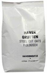 Havermoutje + De Halm Biologische Havergrutten (steel cut oats)