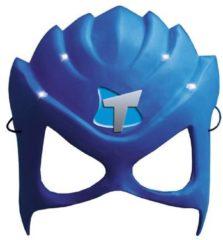 Blauwe Studio 100 Toby Mega Mindy™ masker voor kinderen - Verkleedmasker